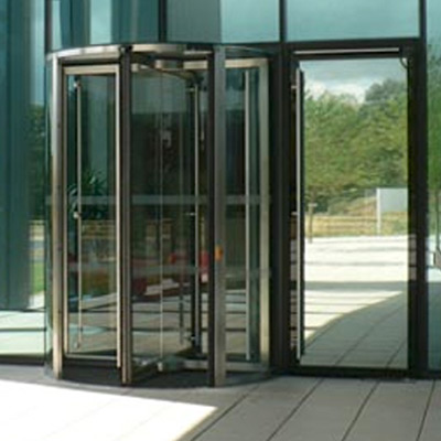 Frameless Glass by Open Entrances