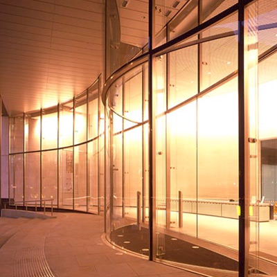 Oversized Glass Revolving Doors Case Studies Tall Sliding Glass