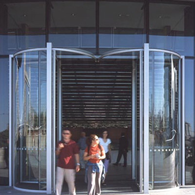 Revolving Doors - Greater London Assembly