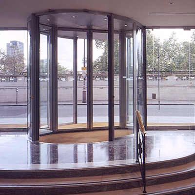 Revolving Doors - Howard Hotel, London